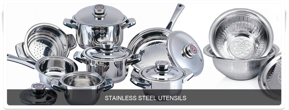 Stainless Steel Products dubai