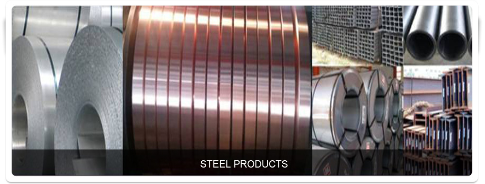 Steel Products dubai